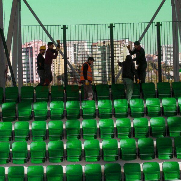 Aldekon 2022 Stadyum Koltuk Katlanir Devar Mounted 5